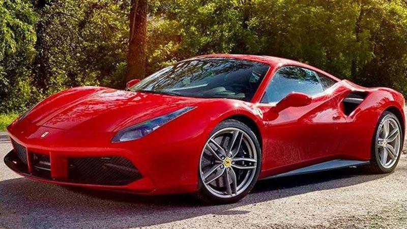 Ferrari - Antique Autos